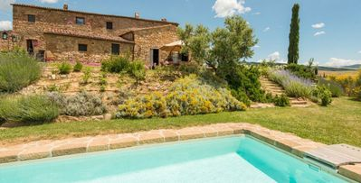 Photo for Villa Dolce- 7 bd Quintessential Country Home in Siena