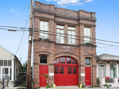 Photo for Engine 24 French Quarter Firehouse...a Unique Vacation Home!
