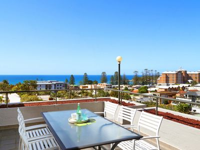 Photo for TERRACE ON THE SEA #5, TERRIGAL - INCREDIBLE OCEAN VIEWS, SHORT WALK TO BEACH