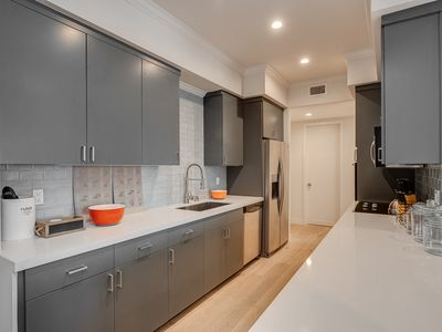 Photo for Fully furnished spacious & luxurious 3 bedroom 2.5 bathroom condo