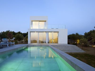 Photo for KALYPSO RESIDENCE Minimalist luxurious villas with private pools