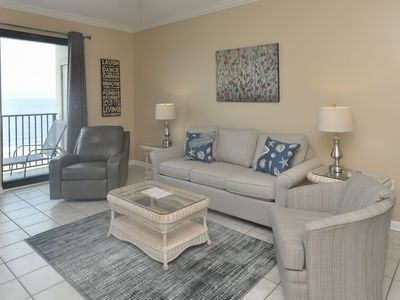 Photo for Everything is Better at the Beach! BEST VIEW from HIGH FLOOR! 2BR