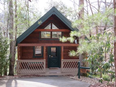 Photo for Make Lover's Lane Your Smoky Mountain Hideaway