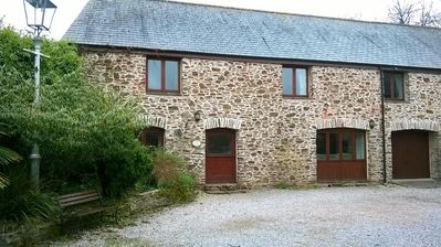 Photo for Modern Stone Cottage In Rural Settings, With 1.5 Acres Of Communal Gardens