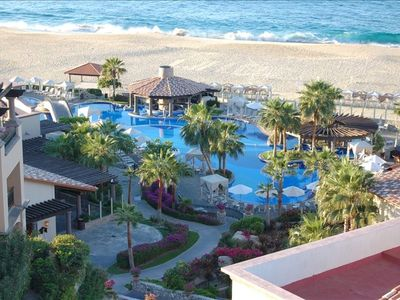 Photo for Beachfront, Cabo, Sunset Beach, Christmas Week 12-23-19 to 12-30-19