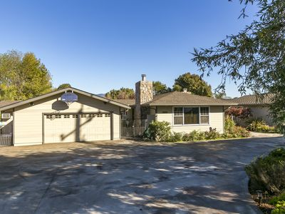Photo for Beautiful Four Bedroom Edna Valley Estate in San Luis Obispo