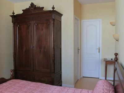 Photo for Double room at the foot of the Pyrenees, near the sanctuaries of Lourdes