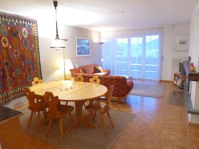 Photo for Apartment Genziana in Crans-Montana - 5 persons, 3 bedrooms
