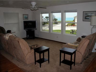 Photo for V/R Beach House with Ocean View and short rides to the Beaches!