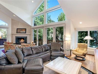 Photo for NEW! Modern Private Home on Vail Mountain. Easy Access to Ski Slopes and Village.   706B Forest Rd