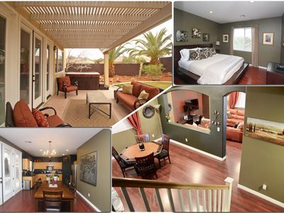 🌴Lovely, spacious home with large, beautiful backyard🌴