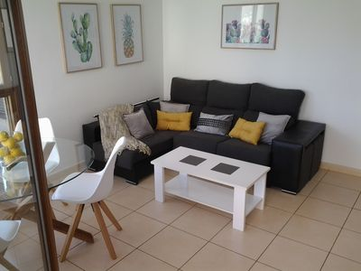 Photo for SUPERB OFFER 1 BEDROOM APARTMENT, VERY WELL SITUATED AND WITH FREE WIFI