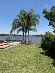 Photo for Eco-friendly 2017 RV trailer on Lake Bentley , Lakeland FL