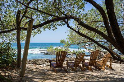 Ocean breeze and your favorite book? Instant relaxation!