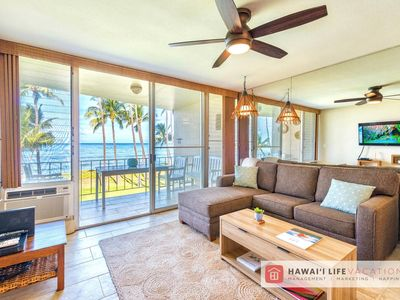 Photo for Beachfront - Top Floor Sunset Views - Newly Appointed - As Seen on HGTV