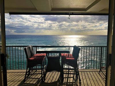 Photo for Hawaiian Princess - High floor with spectacular view, ocean, turtles, sunsets