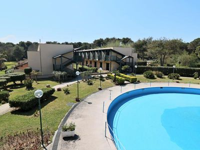 Photo for Holiday home 125 with swimming pool in Residence Serra Degli Alimini