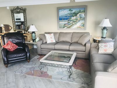 Photo for OCEANFRONT CORNER UNIT - The Best Layout at the Best Resort in Myrtle Beach