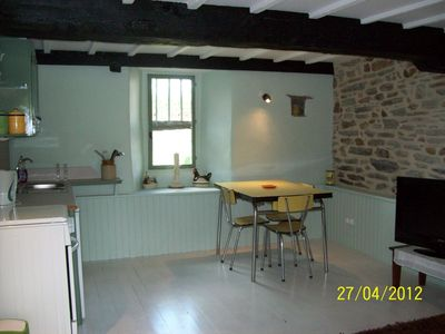 Photo for Gite, cottage close to the Normandy landing beaches