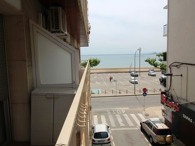 Photo for APARTMENT 20 MTS FROM THE SAND OF THE BEACH