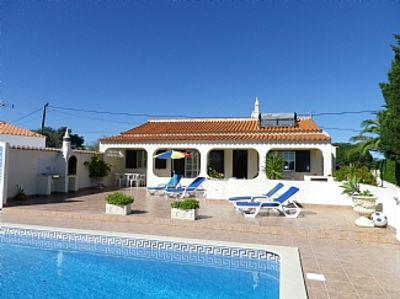 Photo for A Traditional Villa, A Large Private Pool With Views To Carvoeiro Country Side