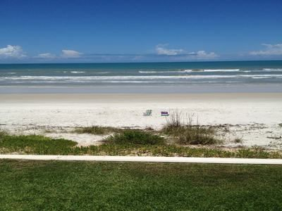 Photo for Direct Oceanfront 2/2 We have so much to offer you! Waves, Beach Chairs, MORE!