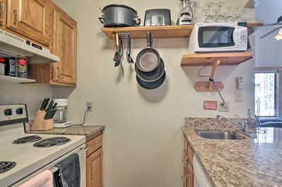 This vacation rental comfortably accommodates up to 8 guests.