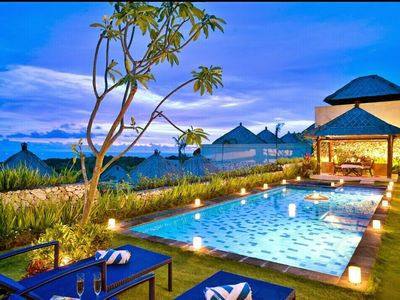 Photo for 3 Bedroom Ocean View villa, Ungasan Bali