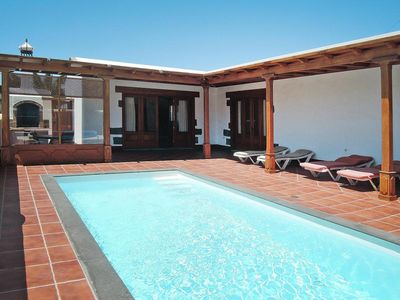 Photo for Holiday homes, Yaiza  in Lanzarote - 4 persons, 2 bedrooms