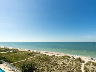 Photo for ***Gulf Front Luxury Condo***Oceanway 403- FREE PERKS INCLUDED!!!