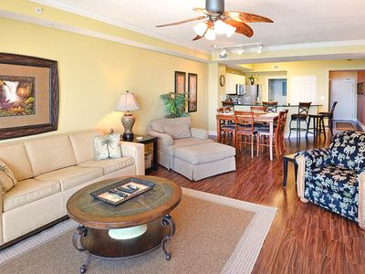 Photo for Incredible Gulf front condo w/unforgettable beach views, shared pools & hot tub