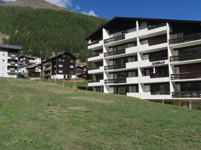 Photo for 2 bedroom Apartment, sleeps 6 in Saas-Fee with WiFi