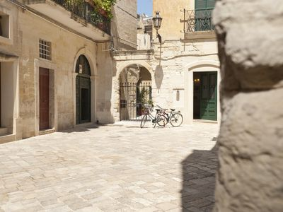 Photo for Charming House in the Heart of the Historical Center of Lecce, surrounded by Beauty.