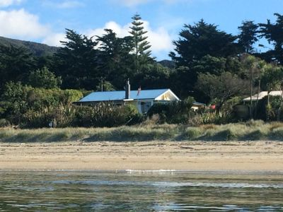 Photo for Starfish - special beach front retreat