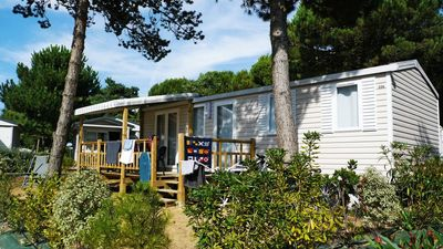 Photo for Camping Le Brandais *** - Mobile Home 4 Rooms 6 People