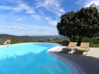 Beautiful villa with a gorgeous view of the Costa Smeralda!