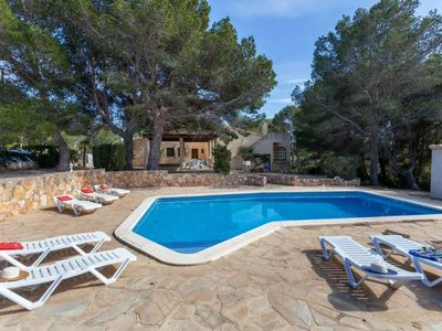 Photo for Vacation home Villa Africa in L'Ametlla de Mar - 12 persons, 4 bedrooms