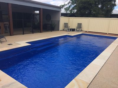 Photo for Moama Holiday Home - Central location