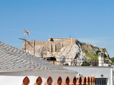Photo for Alice Inn's Harry Belafonte Suite in Plaka with Acropolis View from Terrace