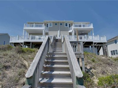 BREATHTAKING PANORAMIC BEACHFRONT VIEWS THAT LIVE UP TO ITS NAME . . . CLOUD 9