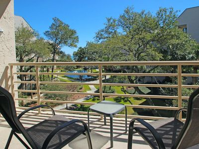 Photo for Beach condo with indoor & outdoor pools, hot tub, and gym!
