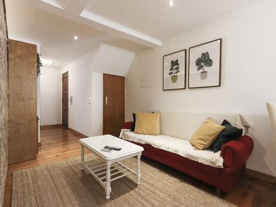 Photo for Vintage apartment in City center near Bairro Alto