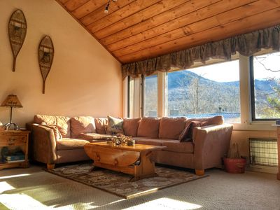 Spectacular Loon Mountain Condo Retreat With Amazing Views At Village Of Loon