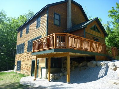 Photo for Luxury, Privacy, Spacious Home, Minutes to Storyland, Rocky Branch Trail, Golf.
