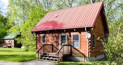 Photo for Buckeye Loft Cabin In The Hocking Hills