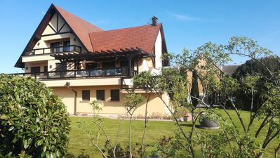 Photo for Beautiful house on a river 5 minutes from Ribeauvillé and 15 minutes from Colmar
