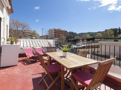 Photo for NICE APARTMENT with TERRACE in TOSSA