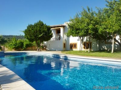Photo for 101 Finca in a quiet location with large pool and sea views - finca in a quiet location with large pool
