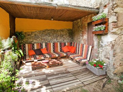Photo for Vacation home Beatriz House in Arenys de Munt - 15 persons, 7 bedrooms
