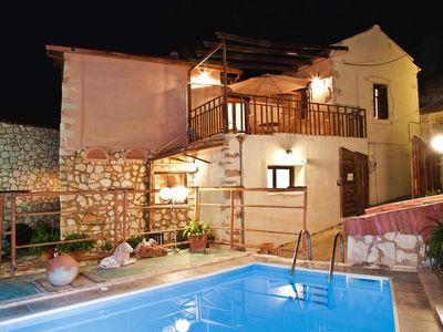 Photo for holiday home, Tsivaras  in Kreta - 6 persons, 3 bedrooms